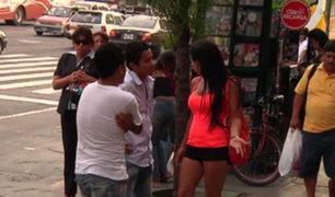 Ciudadanos a favor de multa para acosadores callejeros