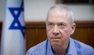 """Israel: ministro pide """"eliminar"""" a Bashar Al Assad y denuncia genocidio en Siria"""