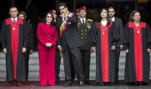 EEUU sanciona a jueces del Tribunal Supremo de Venezuela