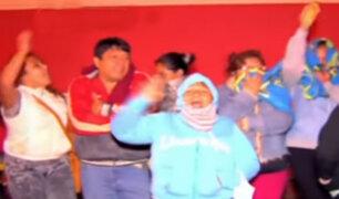 Familiares de internos denuncian corrupción en penal Sarita Colonia
