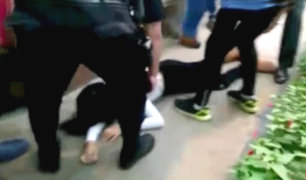 Los Olivos: menor de edad queda grave tras ser baleada por delincuentes