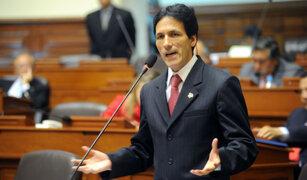 Segundo Tapia renunció a la presidencia de Comisión de Ética