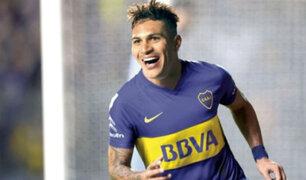 Boca Juniors vuelve a la carga por Paolo Guerrero