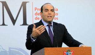 Zavala agradeció a los partidos políticos involucrados en acuerdo