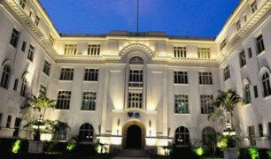 Museo Metropolitano de Lima reabrió sus puertas en marcha blanca
