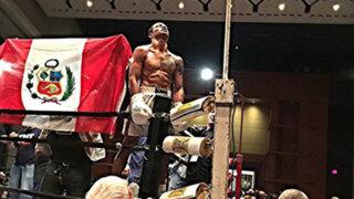 Jonathan Maicelo pelea hoy con Raymundo Beltrán en Madison Square Garden