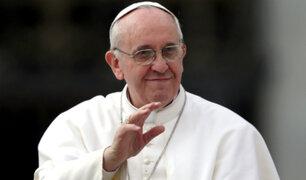 Papa Francisco envía mensaje al Perú previo a su visita