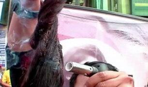 Ardiente belleza: cortes de cabello con fuego