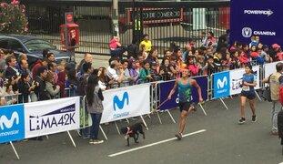 ATENCIÓN: desvío vehicular en seis distritos de Lima por maratón Lima 42k