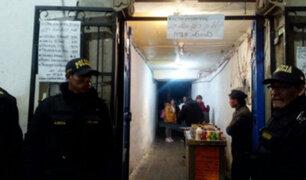 Cusco: hallan menores ebrios durante operativo en discotecas clandestinas