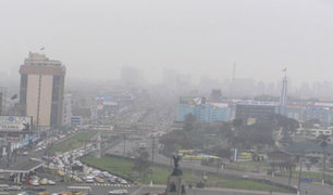 Senamhi: lloviznas y neblina se repetirán en los próximos días