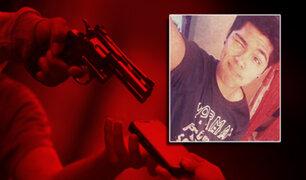 Cercado de Lima: Joven baleado en el cuello se encuentra estable en hospital Dos de Mayo