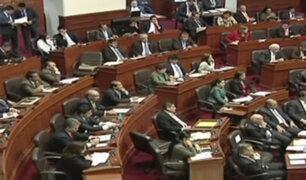 Reacciones del Congreso tras la renuncia de Martín Vizcarra al MTC