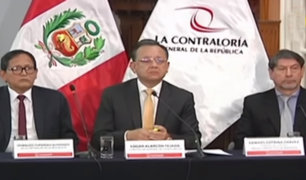 Caso Chinchero: Contraloría encontró responsabilidad penal en 10 funcionarios
