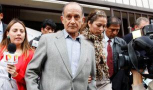 PJ absuelve a padre de congresista Cecilia Chacón del delito de peculado