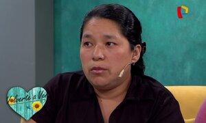 Doña Juliana busca a su hermano mellizo, convencida que no murió al nacer