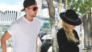Madonna abandona todo y se muda con su novio a Portugal