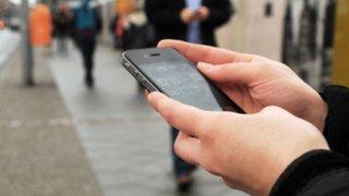 Cercado de Lima: PNP realiza operativo contra celulares robados
