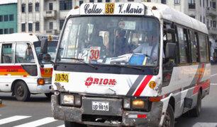 Orión encabeza lista de empresas deudoras de transporte público