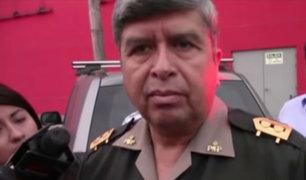 Callao: policía afirma que video de supuesto abuso es un montaje