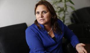 Ministra Pérez Tello: Gobierno contrataría abogados en EEUU para caso Toledo