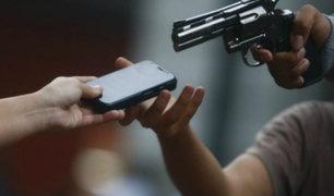 Policía continúa con operativos para combatir robo de celulares