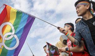 Taiwán se convertirá en el primer país asiático en legalizar el matrimonio homosexual