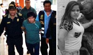 Cañete: detienen a hombre que estranguló a su pareja frente a su hija
