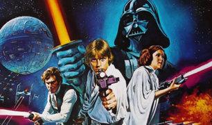 Star Wars: cumple hoy 40 años de su estreno mundial