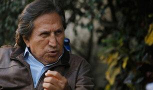 Declaran improcedente habeas corpus a favor de Alejandro Toledo