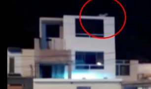 La Perla: vecinos denuncian maltrato a perro en techo de vivienda