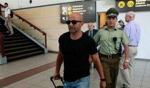 Jorge Sampaoli llegó a Argentina para asumir cargo de su Selección