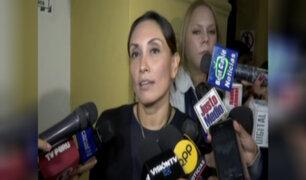 Fujimorista Patricia Donayre disgustada con su bancada