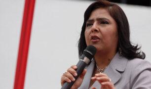 Ana Jara denuncia que su madre murió por falta de atención en hospital de Essalud