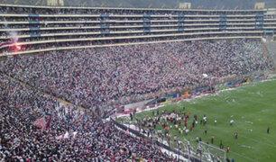 Vuelven los instrumentos y las banderolas a los estadios