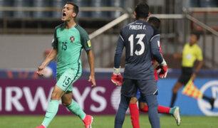 Portugal ganó 2-1 a Irán y clasificó a octavos de final del Mundial Sub-20
