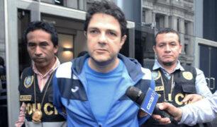Christian Salas analiza situación legal de José Zaragoza
