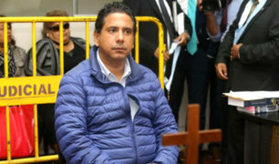 Guillermo Riera fue recluido en el penal de Lurigancho