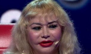 Susy Díaz y otros famosos que protagonizaron escándalos en la vía pública