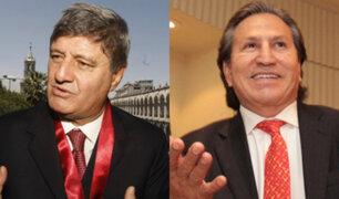 """""""Toledo no solo le echa barro al presidente, también al Perú"""", dice RDC"""