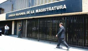 Congreso aprobó declarar en emergencia el CNM por nueve meses
