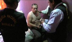 Detienen a docente tras citar a su alumna en hotel de Huancayo