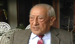 Isaac Humala defiende a Nadine Heredia y descarta usurpación de funciones