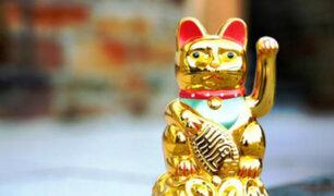 Maneki Neko: conozca la historia detrás del gato de la suerte