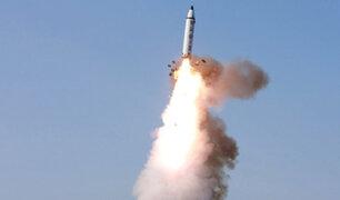 Estados Unidos encargó la construcción de un misil hipersónico