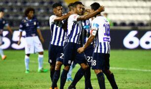 Alianza Lima venció 2-0 a Real Garcilaso por primera fecha del Torneo Apertura 2017