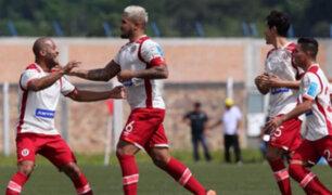 Universitario ganó 2-1 a Unión Comercio por primera semana del Torneo Apertura