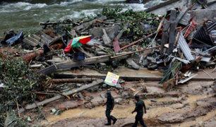 Sri Lanka: más de 160 muertos y 400 mil damnificados por inundaciones