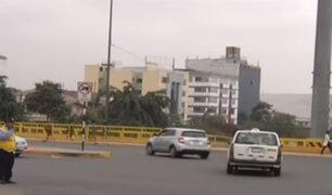 Surco: nueva restricción vehicular regirá en la avenida Benavides
