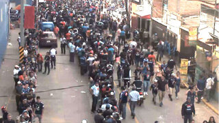 Honduras: al menos cinco muertos tras estampida en estadio